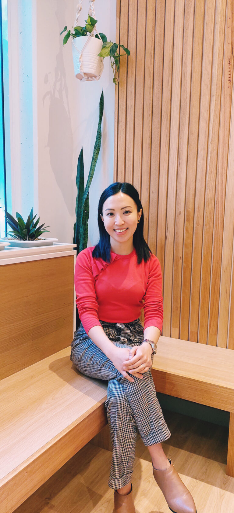 About Dietitian Catherine Chong