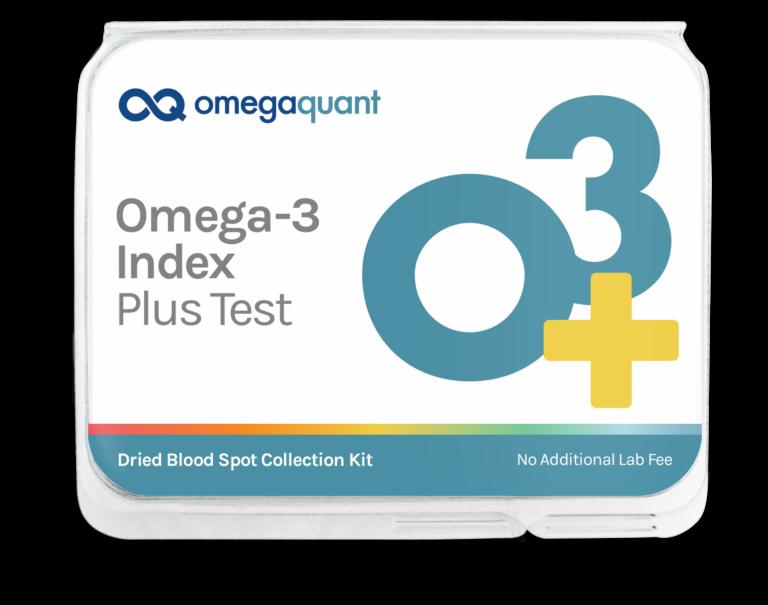 Omega-3 Index Plus Kit image